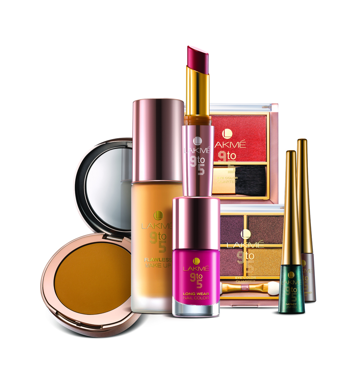 Here Are The Top 7 Makeup Brands In India! 7
